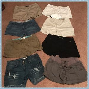 """""""Nice Bundle"""" of Shorts, Several are Name Brands"""